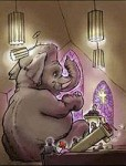 ElephantintheChurch